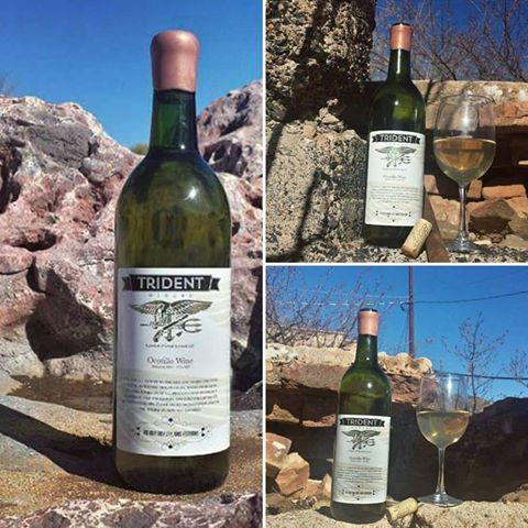 Ocotillo wine
