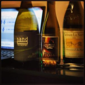 Vermentino and cab podcast